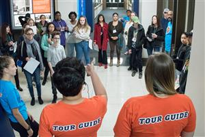 ETHS Campus Tour Days