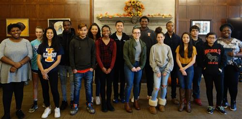 Students of the Month Nov 2018