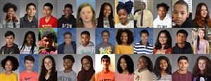 ETHS Students of the Month for September 2020.