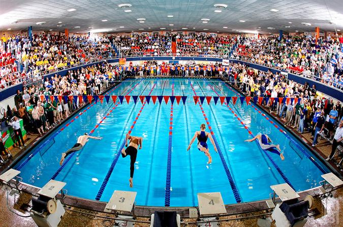 idaho high school state swim meet